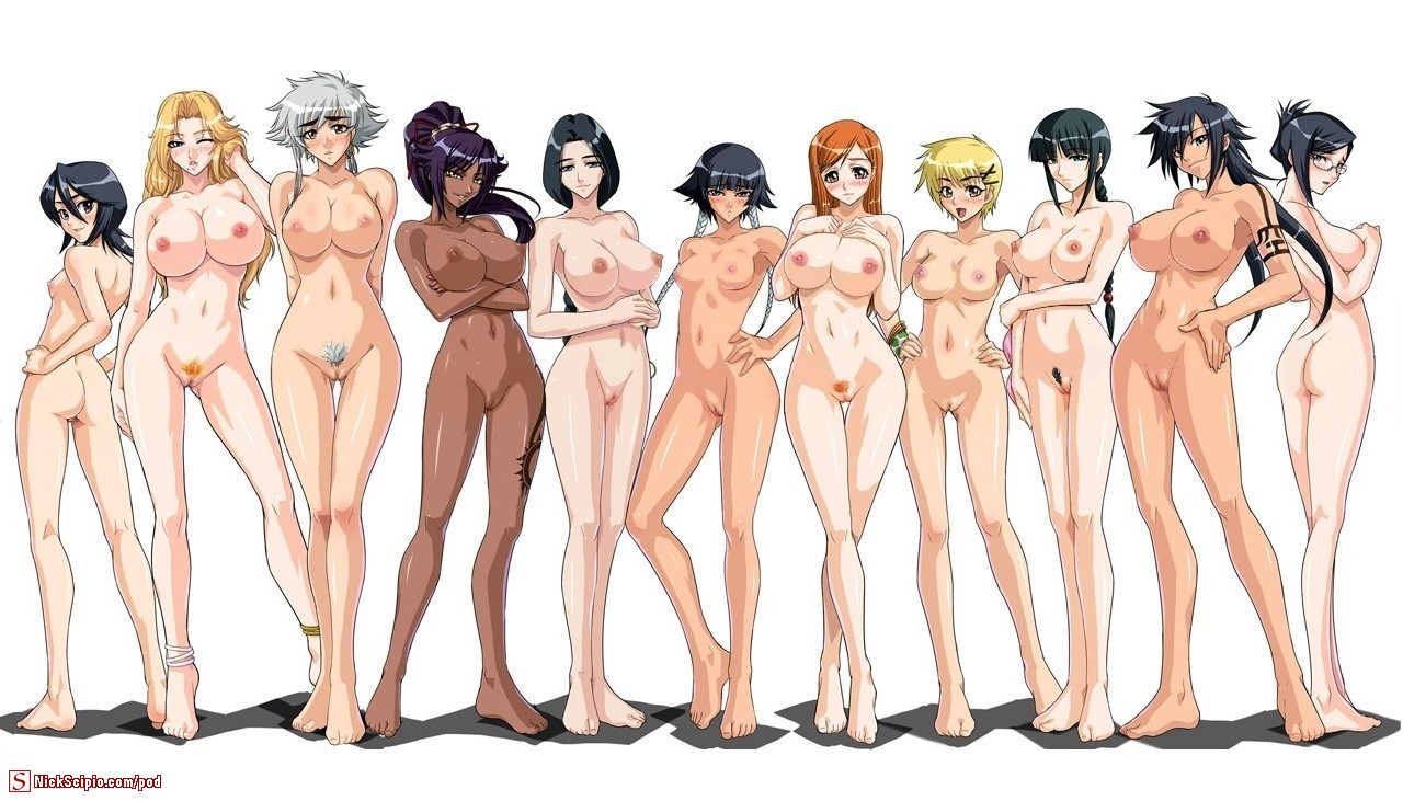 fairy tail girl nudes