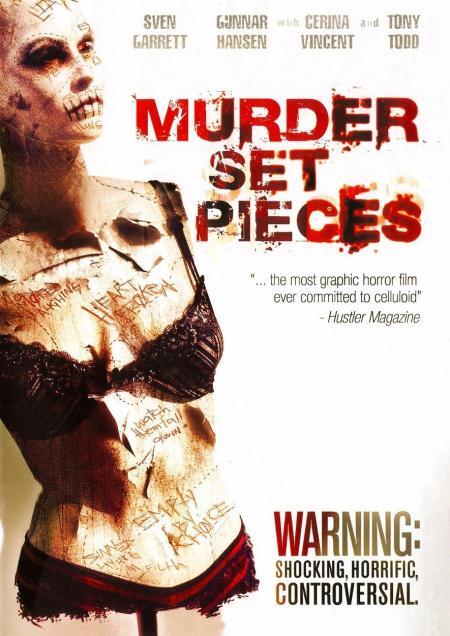 murder set pieces Poster