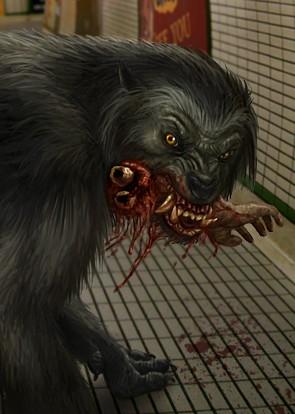 werwolf englisch