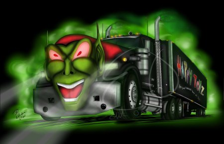 maximum_overdrive_goblin_truck_by_lady_elita_one-d7me80y
