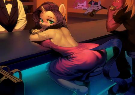my_little_drunk_pony_by_aruurara-d5ythz8