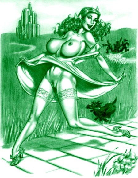 85768 - Dorothy_Gale The_Oz_Series Wizard_of_Oz Zimmerman