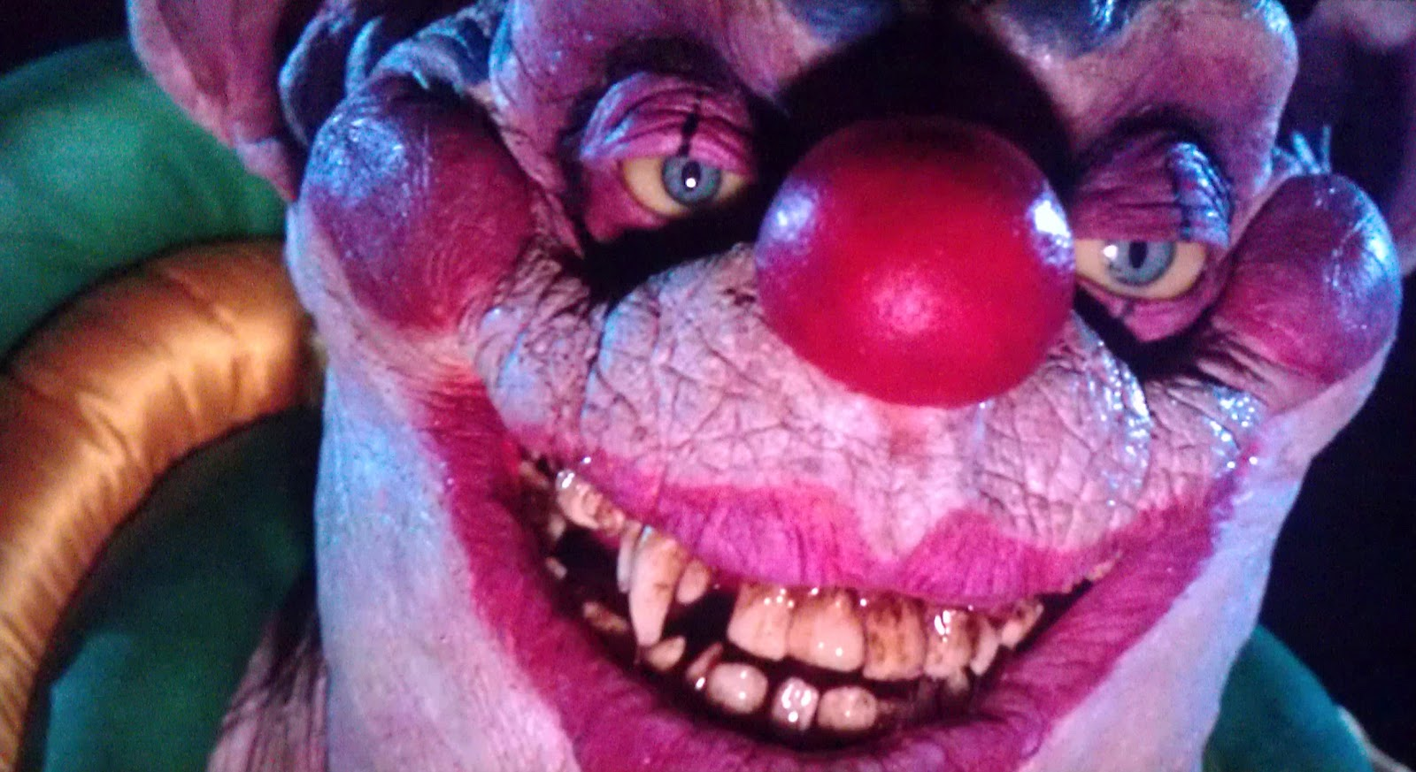 Killer klowns from outer space 1988 rivers of grue for Killer klowns 2