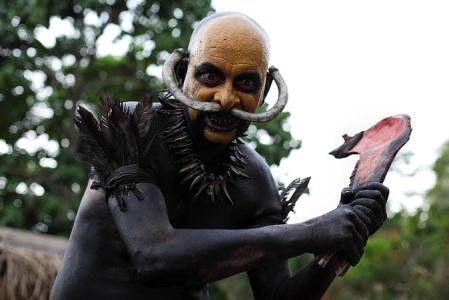FILM STILL - THE GREEN INFERNO - TGI PERU 108 - Ramo´n Llao.tif
