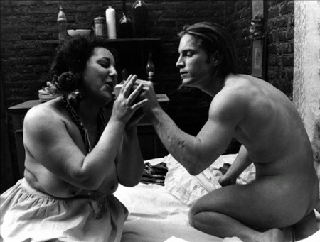 allesandro frankenstein naked
