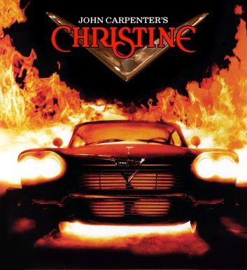 Film Thoughts: Director Report Card: John Carpenter (1983) |Christine 1983 Poster Back