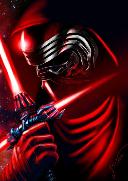 kylo_ren___star_wars_vii___speed_paint_by_yue_by_masteryue-d9l7kbe