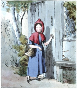 Little_Red_Riding_Hood_Knocking_at_Her_Grandmother's_Door