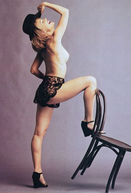 Melissa-George-Topless-and-in-Slutty-Underwear-with-lace