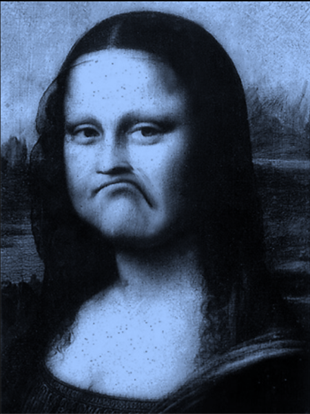 DownWLaw Mona Lisa