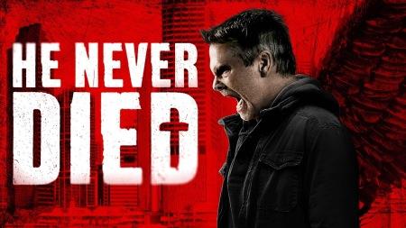 He Never Died, USA, 2015, Jason Krawczyk, Booboo Stewart, Henry Rollins, Jordan Todosey, Kate Greenhouse