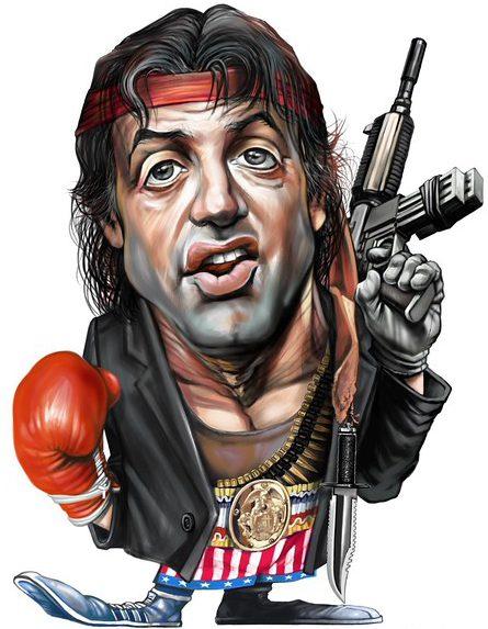 """""""Sylvester Stallone"""""""