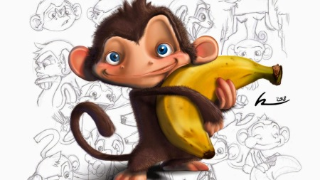 bananas-funny-monkey-face